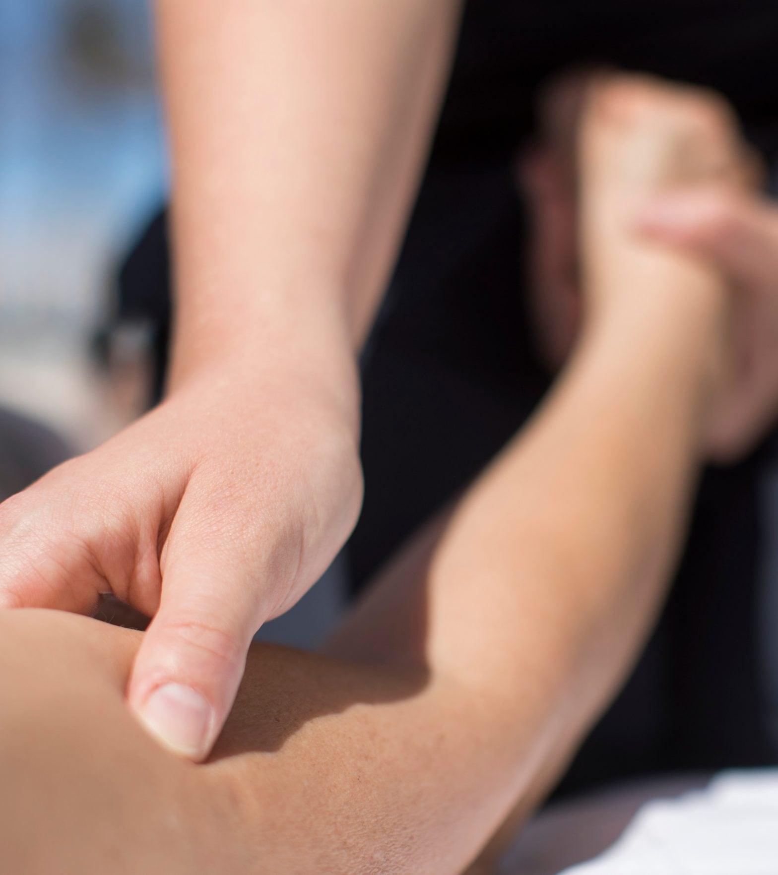 Massage - Bein
